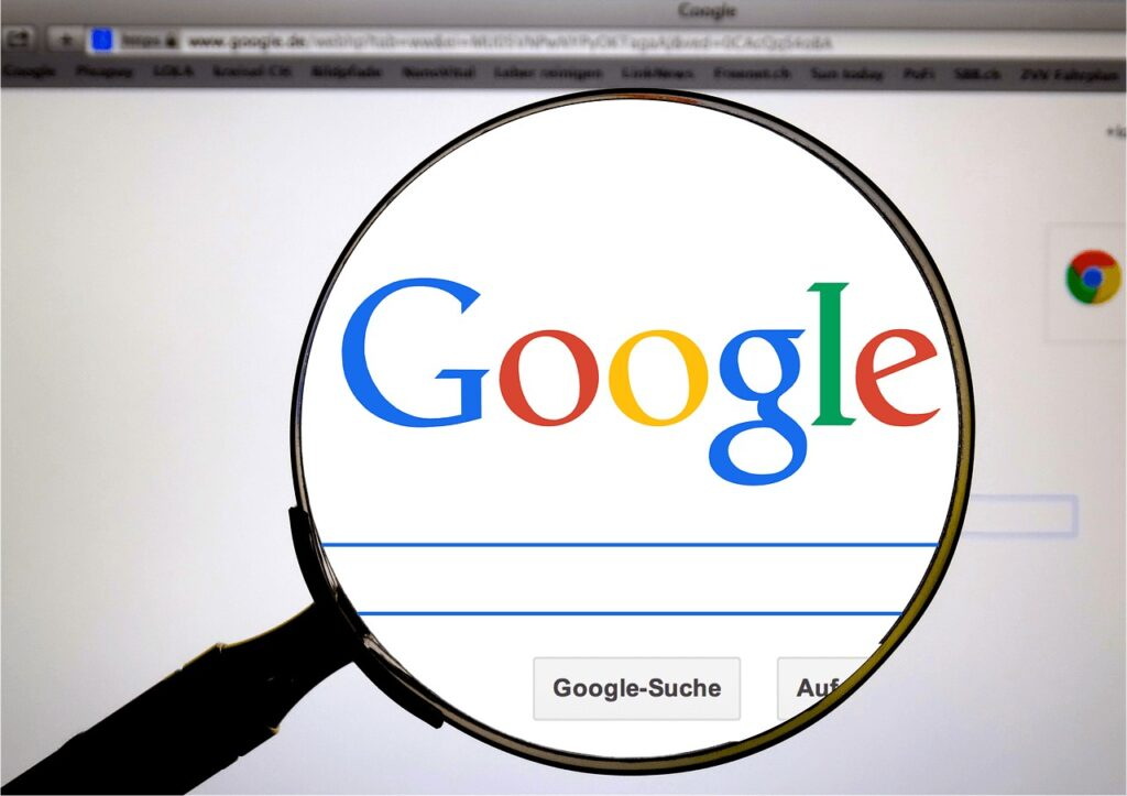 Search Engines like Google
