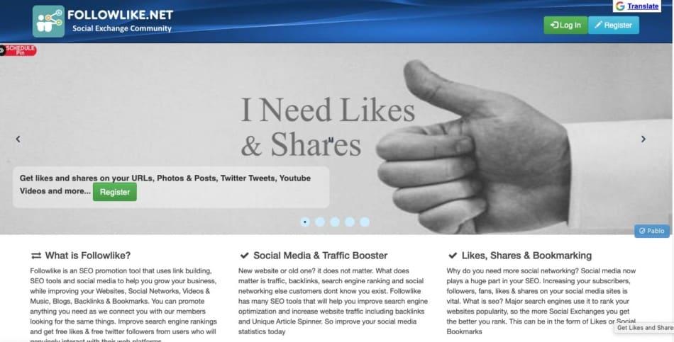 Best Social exchange Site