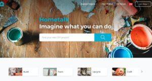 Website like HomeTalk