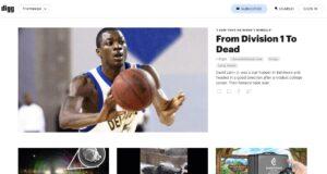 Sites Like Digg