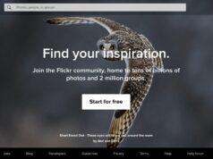 What is Flickr Social Media
