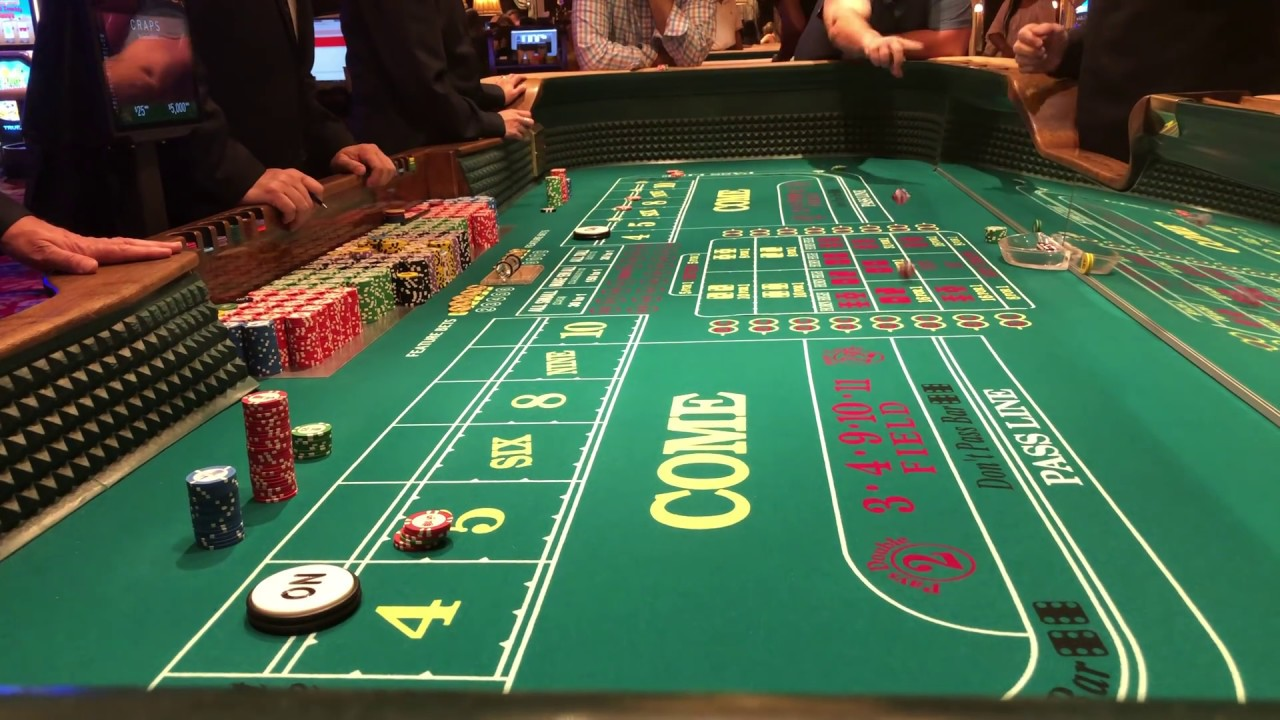 Is 7 good or bad in craps